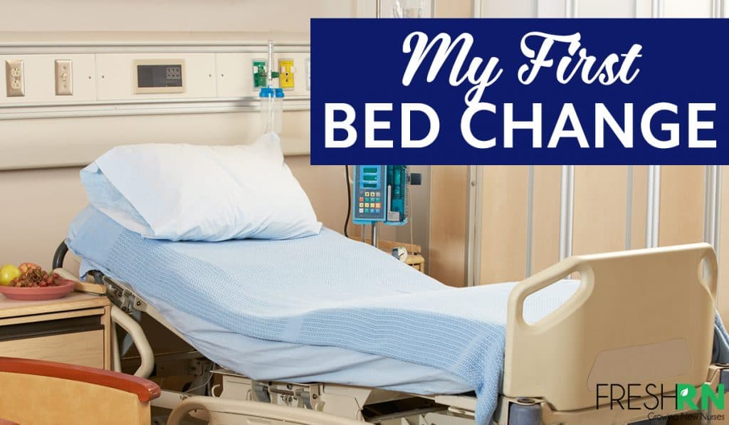 My First Bed Change