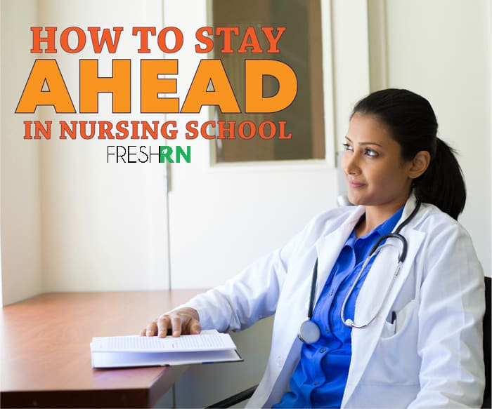 Nursing school is a big unknown scary thing. So join me as I help you stay ahead in nursing school despite how overwhelming and demanding it is day to day.