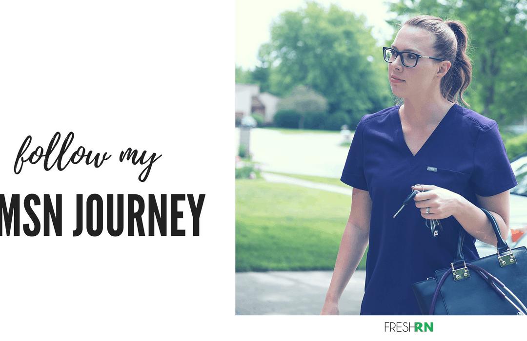 Follow my MSN Journey!