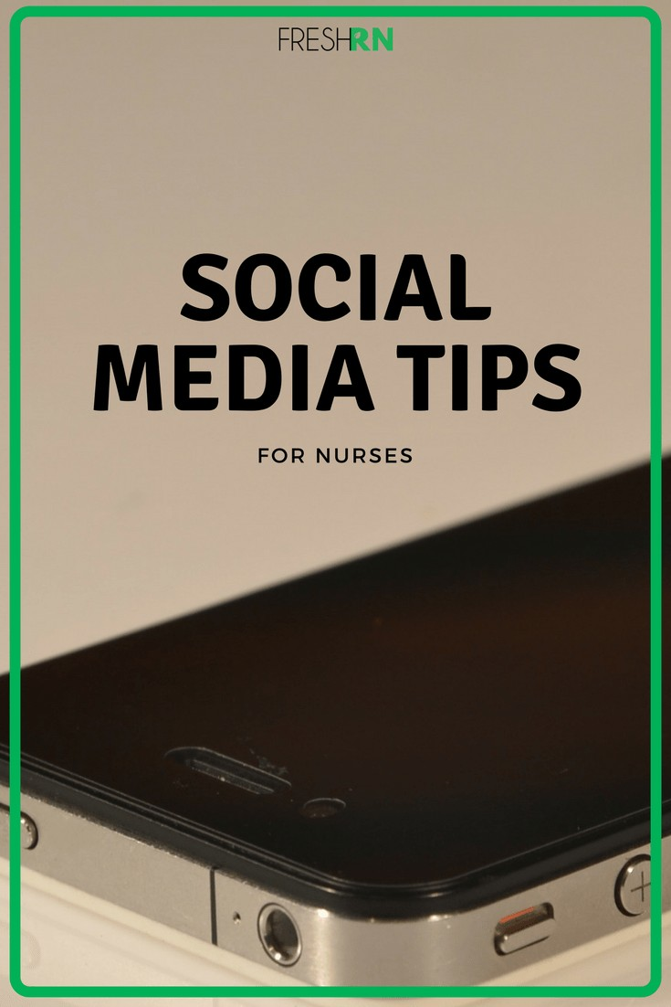 Most posts about social media for nurses focus on don'ts. Instead of telling you what's wrong, I want to chat about Tips to Maximize Social Media for Nurses
