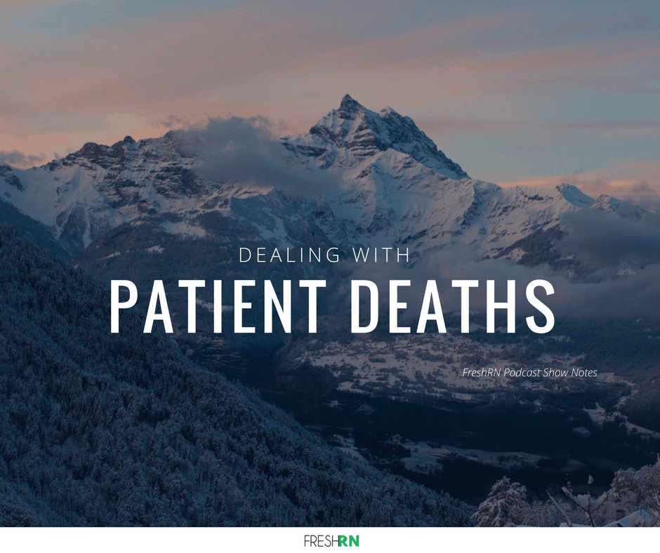 Season 1, Episode 010: Dealing with Patient Deaths