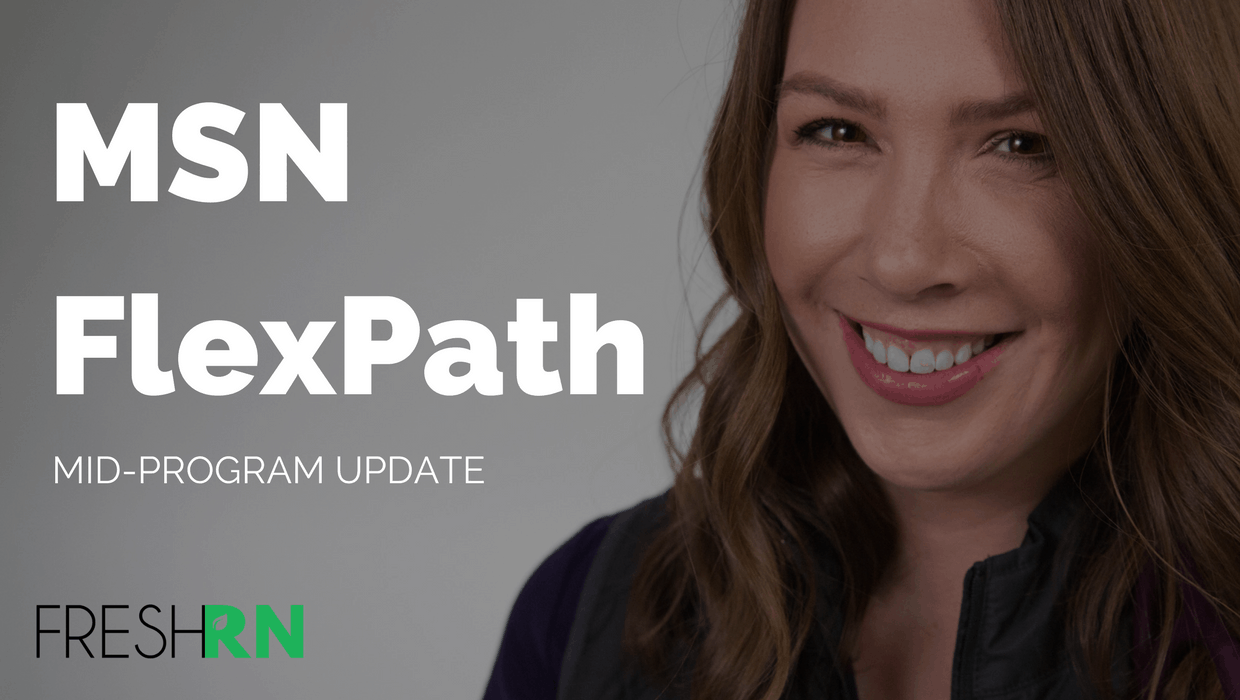 MSN FlexPath Mid-Program Update
