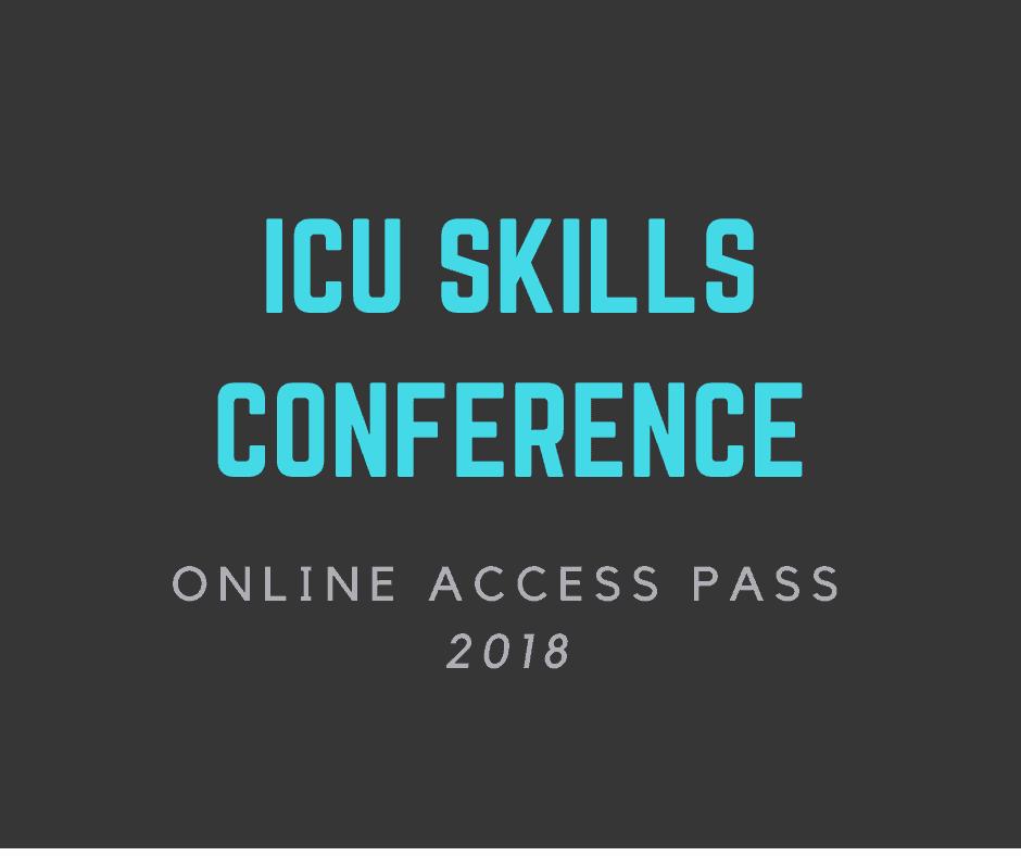 ICU Skills Conference