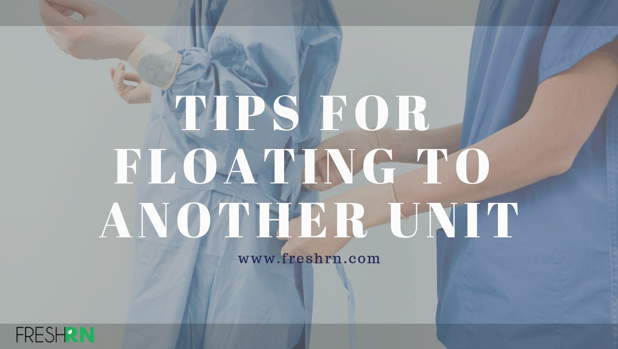 S4E36: Tips for Floating to Another Unit