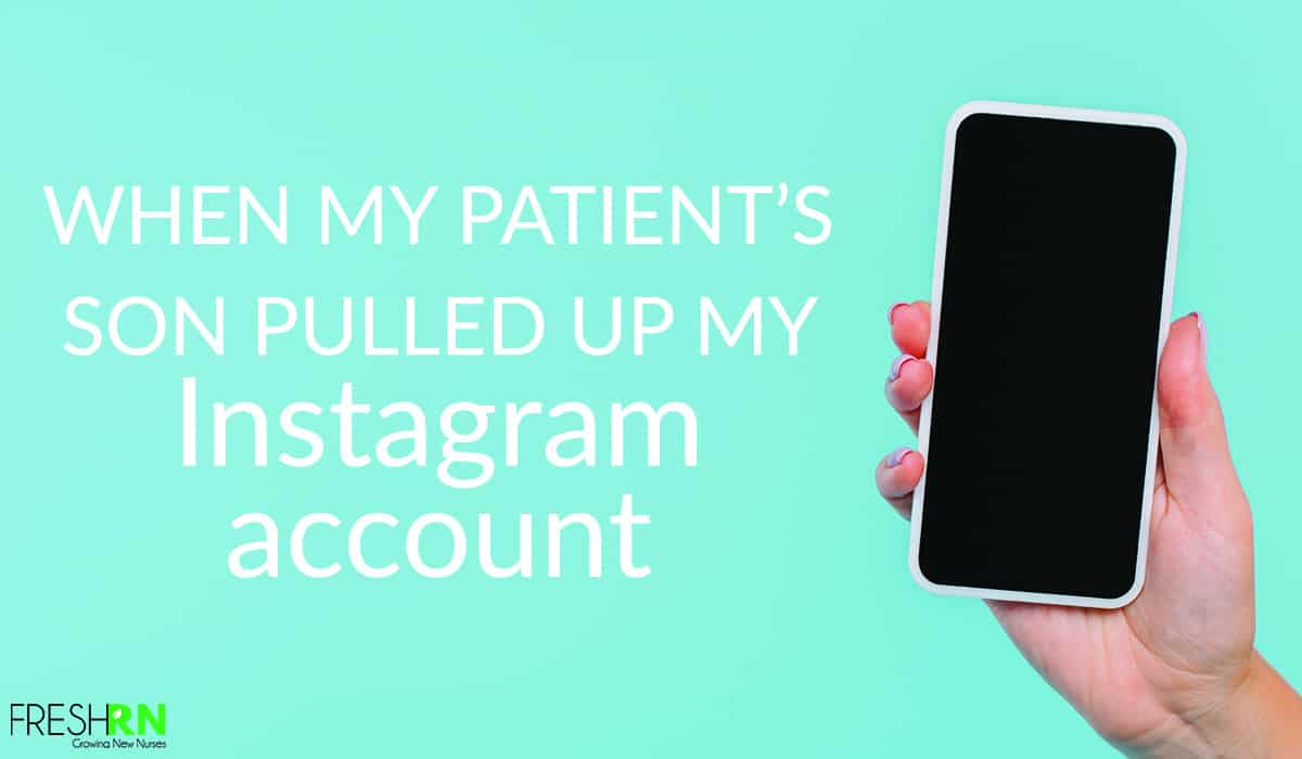 Nurses on social media can be a wonderful thing. It can help build your brand, connect you with others, and even further your career.