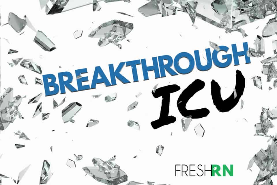 Breakthrough ICU