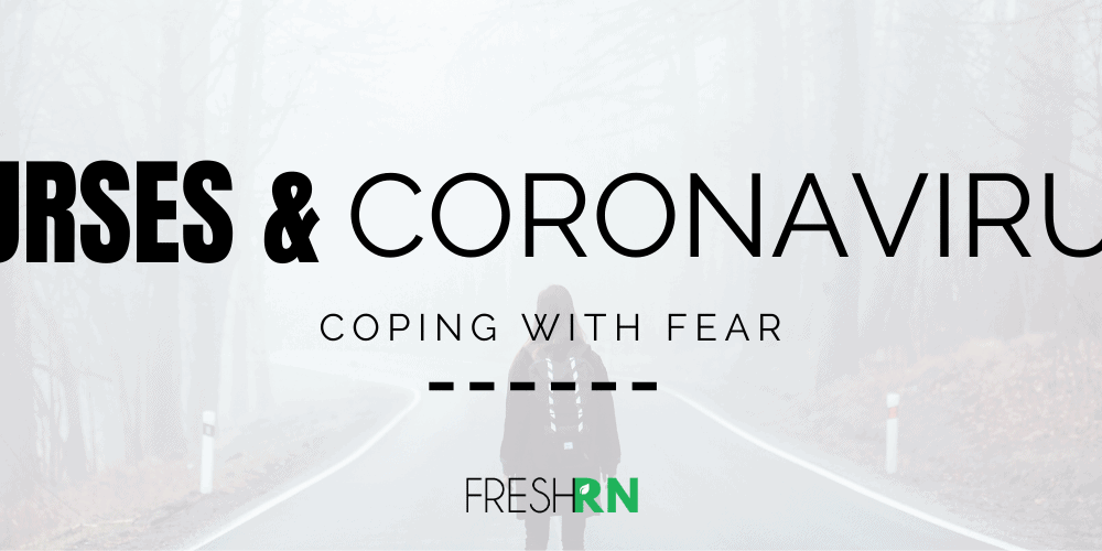 Season 5, Episode 2: Nurses and the Coronavirus: Coping With Fear