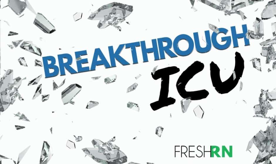 Breakthrough ICU course