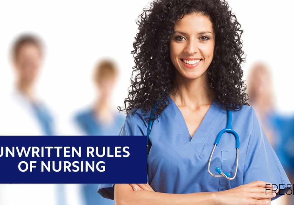 S5E45 – Unwritten Rules of Nursing