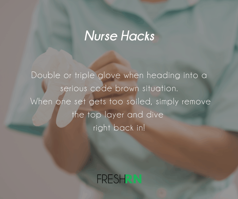 35+ Nurse Hacks That Will Save Your Sanity