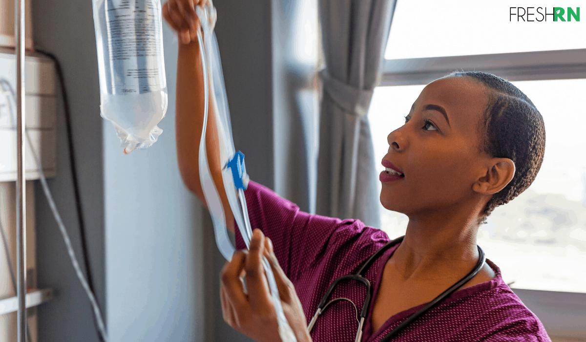 Often Overlooked IV Tips For Nurses
