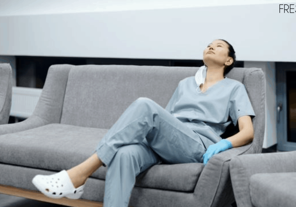 Anticipating Compassion Fatigue in Pandemic-Weary Nurses